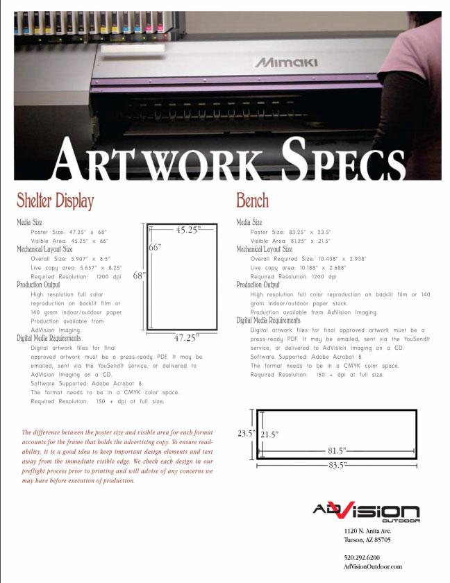 Art Specs